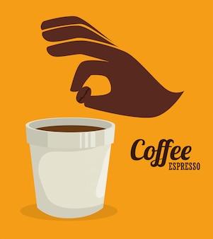 Delicioso café design