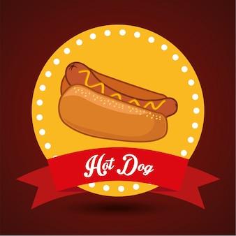 Delicioso fast food