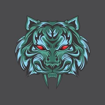 Demônio do tigre