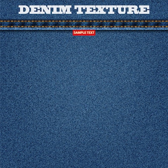 Denim textura azul cor de fundo de calça jeans para seu projeto