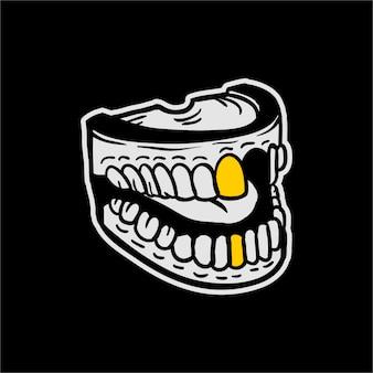 Dentes oldmans