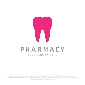 Dentista logo farmácia