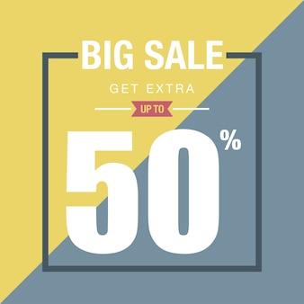 Desconto extra da black friday big sale