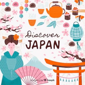 Descubra o japão