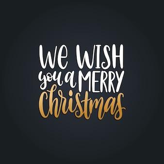 Desejamos-lhe letras de feliz natal.