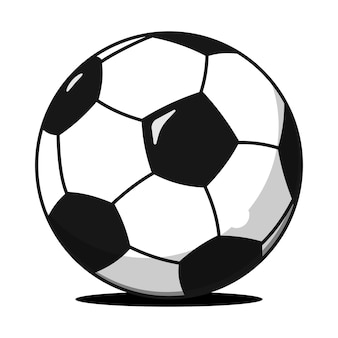 Desenho à mão futebol