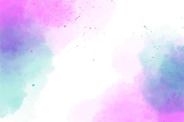Desenho abstrato aquarela fundo