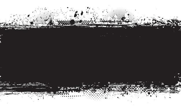 Desenho abstrato grunge sujo
