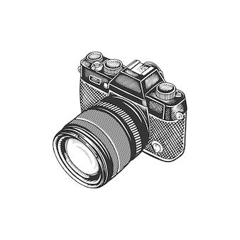 Desenho da câmera