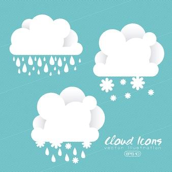 Desenho da nuvem