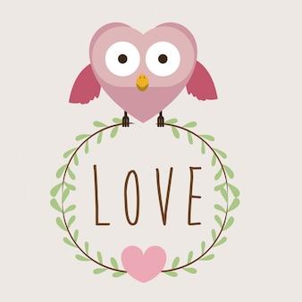 Desenho de amor
