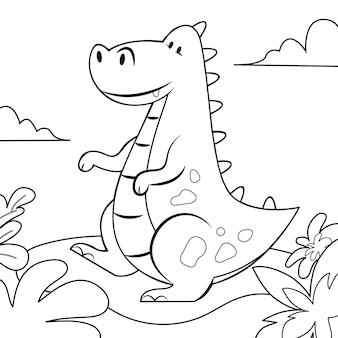 Desenho de colorir para crianças
