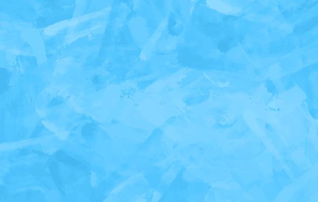 Desenho de fundo aquarela azul