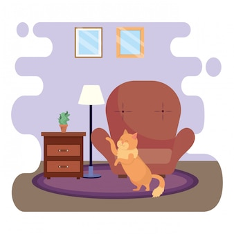 Desenho de gato
