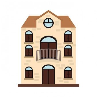 Desenho de imagem de ícone de cantina de cerveja