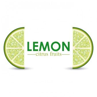 Desenho de limão