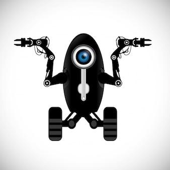 Desenho de robô