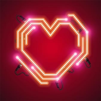 Desenho de sinal de amor