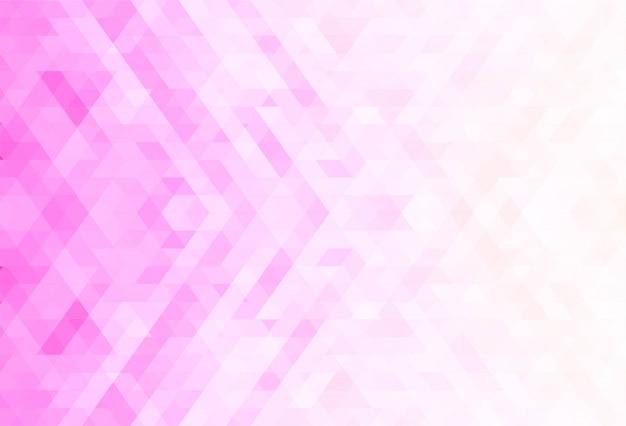 Desenho geométrico colorido abstrato