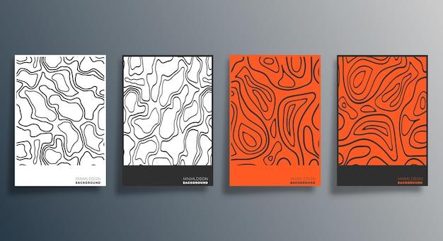 Desenho geométrico mínimo para panfleto, cartaz, capa de brochura, plano de fundo, papel de parede, tipografia ou outros produtos de impressão. ilustração vetorial.