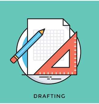 Desenho ícone de vetor plano