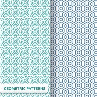 Desenho padrão geométrico