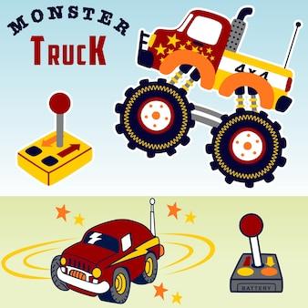 Desenhos animados de brinquedos infantis