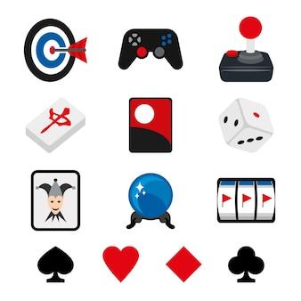 Desenhos animados do jogo do jogo de pôquer dados archer cube slot machine cartoon