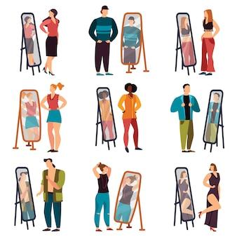 Desenhos animados no guarda-roupa