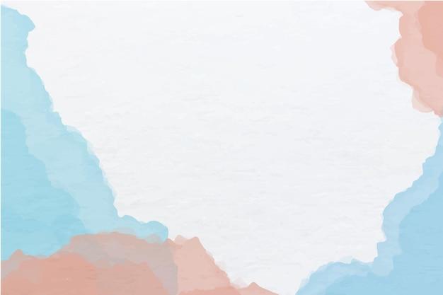 Desenhos de fundo em aquarela