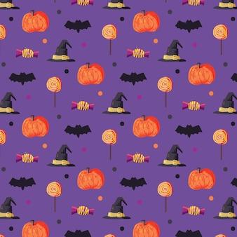 Desenhos de halloween desenhados à mão