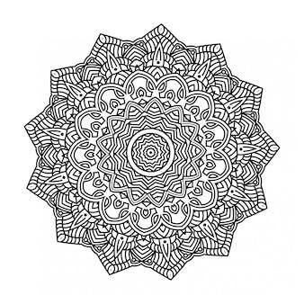 Desenhos de mandalas para colorir