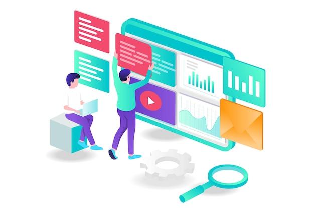 Desenvolvedor e manutenção de web e blog