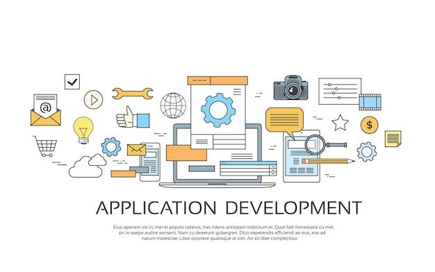 Desenvolvimento de aplicações criar design