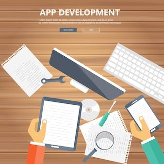 Desenvolvimento de aplicações