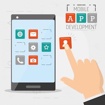 Desenvolvimento de aplicativos para dispositivos móveis