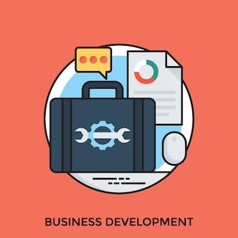 Desenvolvimento de negócios