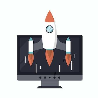 Desenvolvimento de startup de projeto empresarial