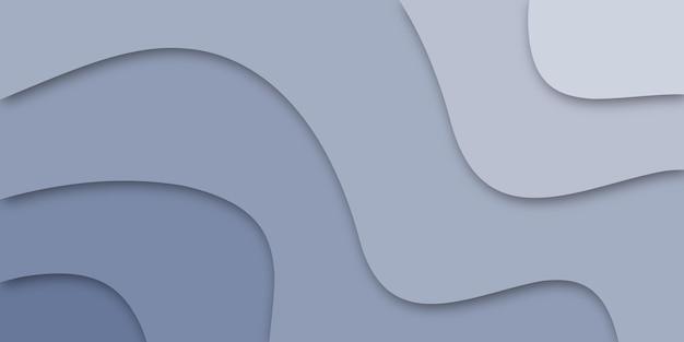 Design 3d abstrato