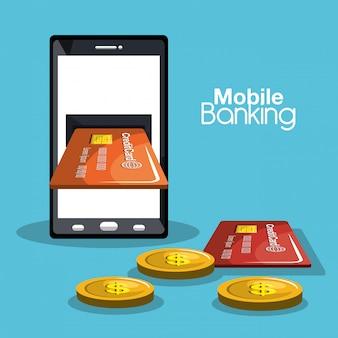 Design bancário móvel