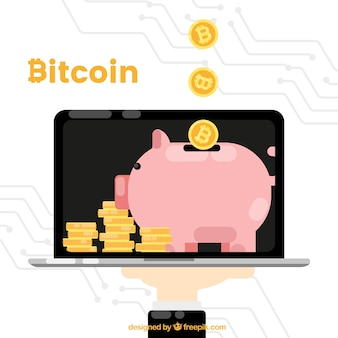 Design bitcoin com piggybank