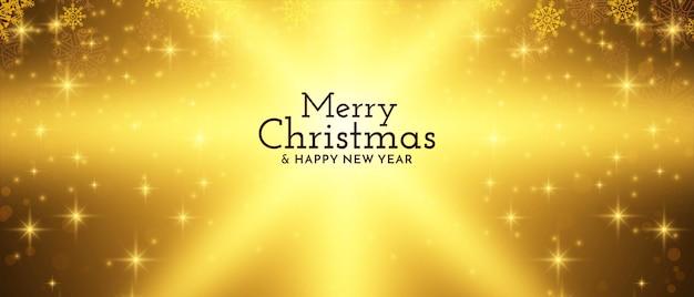 Design brilhante e elegante do festival de feliz natal