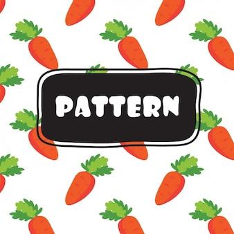 Design cenouras padrão