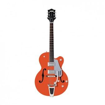 Design da guitarra elétrica