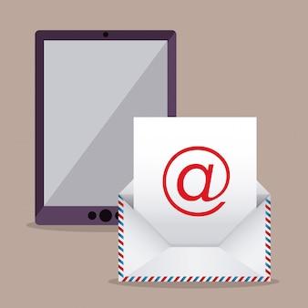 Design da mensagem