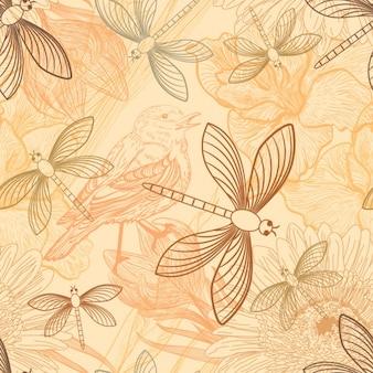 Design da natureza padrão