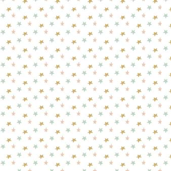 Design das estrelas de padrão