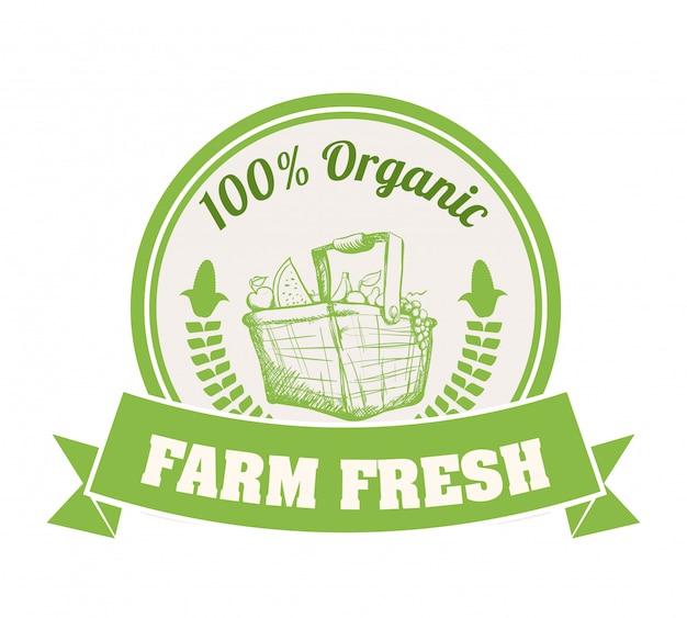 Design de alimentos orgânicos