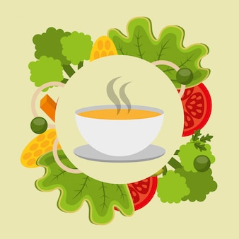 Design de alimentos saudáveis