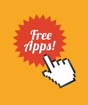 Design de aplicativos gratuitos